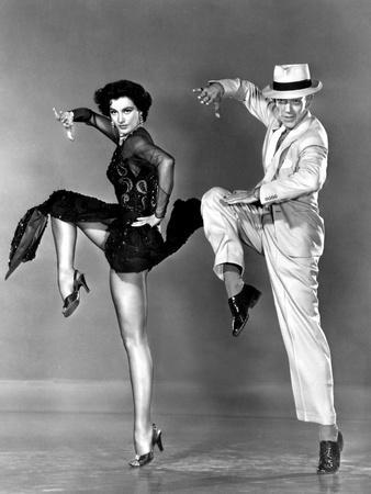 The Band Wagon, Cyd Charisse, Fred Astaire, 1953