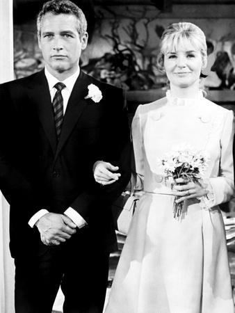 Winning, Paul Newman, Joanne Woodward, 1969