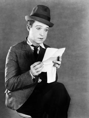 Harry Langdon, ca. Mid-1920s