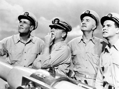 Mister Roberts, Henry Fonda, James Cagney, William Powell, Jack Lemmon, 1955