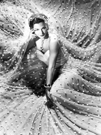 Maria Montez, ca. Mid-1940s