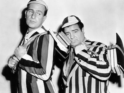 Here Come the Co-Eds, Bud Abbott, Lou Costello, 1945