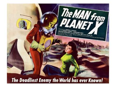 The Man From Planet X, 1951
