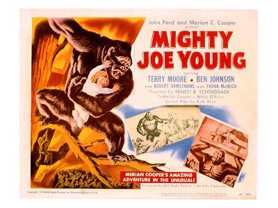 Mighty Joe Young, Terry Moore, 1949