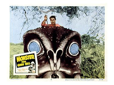 Monster From Green Hell, Jim Davis, 1957