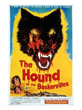Hound of the Baskervilles, Hammer Productions, 1959