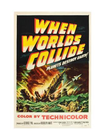 When Worlds Collide, 1951