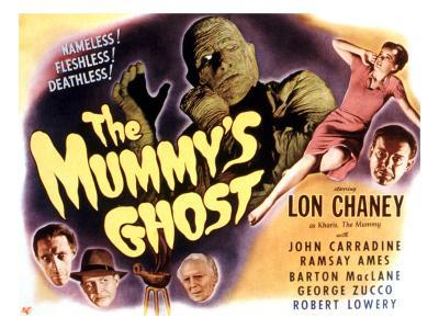 The Mummy's Ghost, Lon Chaney Jr., 1944