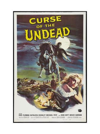 Curse of the Undead, Kathleen Crowley, 1959