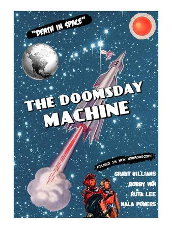 The Doomsday Machine, 1972