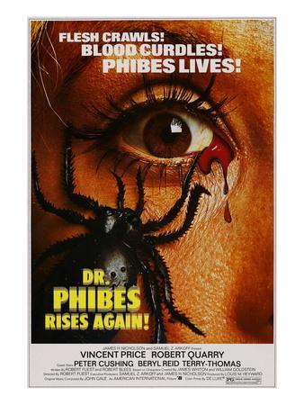 Dr. Phibes Rises Again, (aka Dr. Phibes Rises Again!), 1972