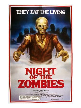 Night of the Zombies, (AKA Virus, AKA Hell of the Living Dead), 1980