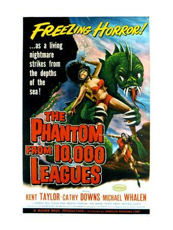 The Phantom From 10,000 Leagues, 1956