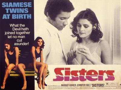 Sisters, Lisle Wilson, Margot Kidder, 1973