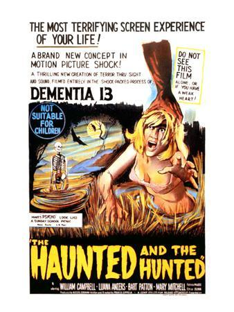 Dementia 13, (aka the Haunted And the Hunted), Luana Anders, 1963