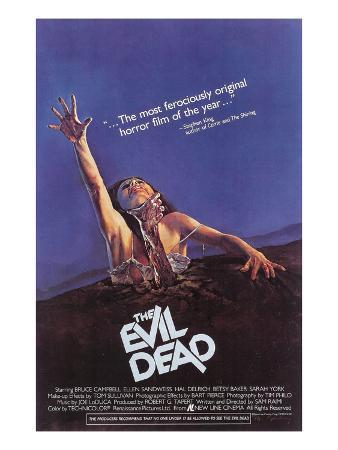 Image result for The evil dead poster