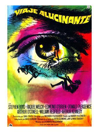 Fantastic Voyage, (aka Viaje Alucinante), 1966