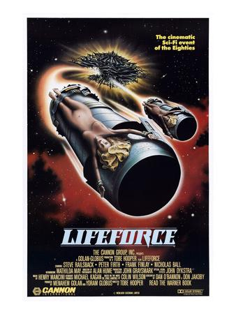 Lifeforce, 1985
