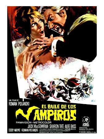 The Fearless Vampire Killers, (aka Dance of the Vampires), 1967