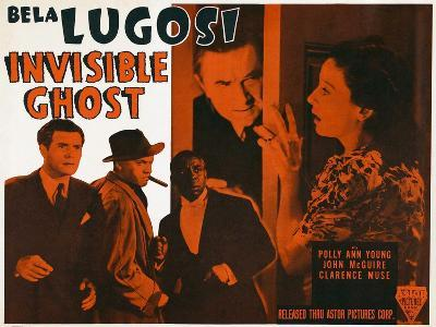Invisible Ghost, 1941