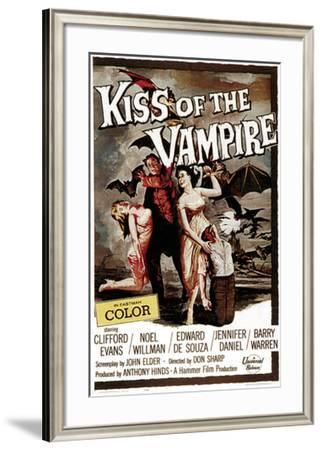 The Kiss Of The Vampire 1963 Photo Allposters Com