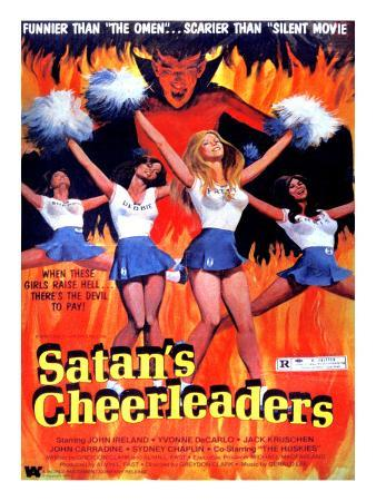 Satan's Cheerleaders, 1977
