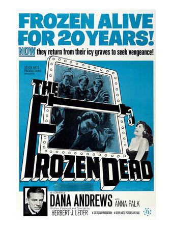 The Frozen Dead, 1967