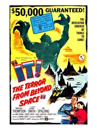 It! the Terror From Beyond Space, 1958
