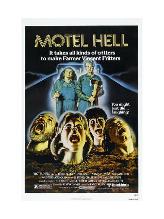 Motel Hell, Nancy Parsons, Rory Calhoun, 1980