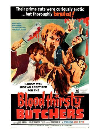 Bloodthirsty Butchers, 1970