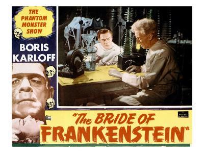 Bride of Frankenstein, Colin Clive, Ernest Thesiger, 1935