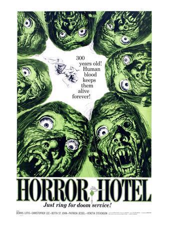 Horror Hotel, (aka City of the Dead), 1960