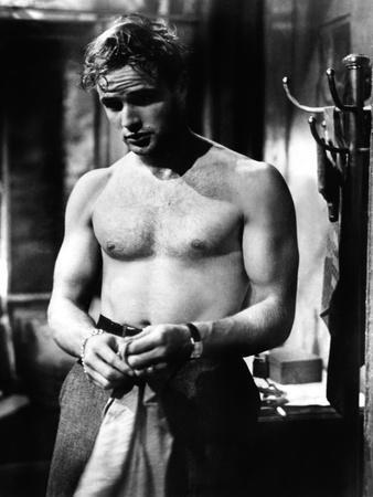 A Streetcar Named Desire, Marlon Brando, 1951