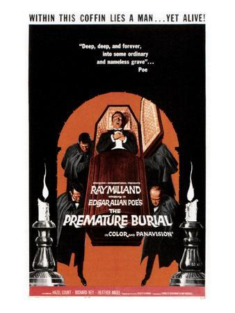 The Premature Burial, 1962