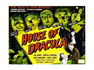 House of Dracula, 1945