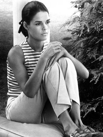 Goodbye Columbus, Ali Macgraw, 1969