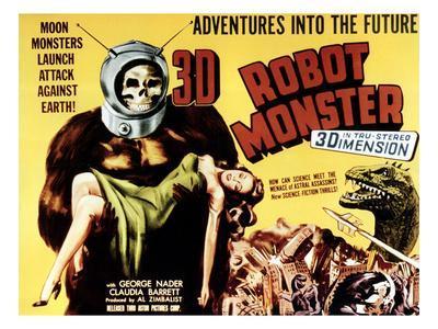 Robot Monster, 1953