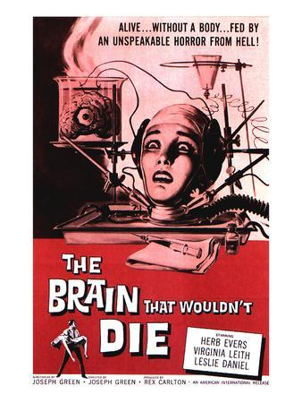 The Brain That Wouldn't Die, Virginia Leith, 1962