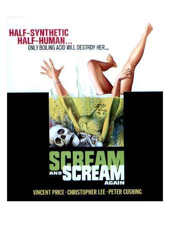 Scream And Scream Again, 1970