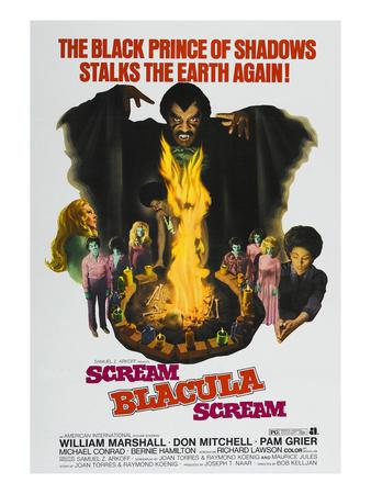 Scream Blacula Scream, 1973