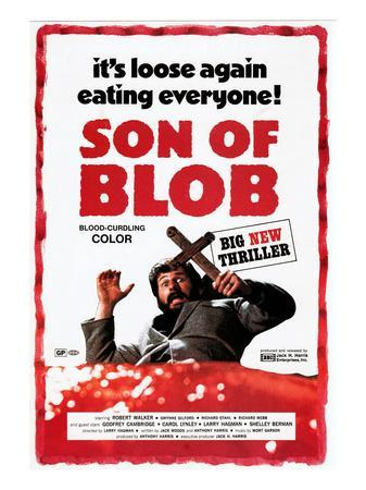 Beware! the Blob, (aka Son of Blob), 1972