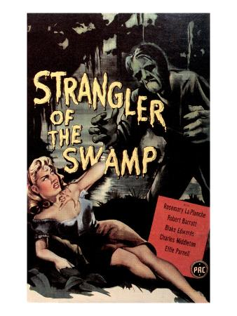 Strangler of the Swamp, Rosemary La Planche, 1946