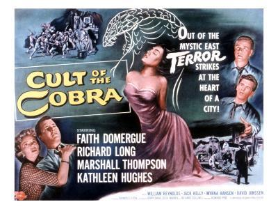 Cult of the Cobra, 1955