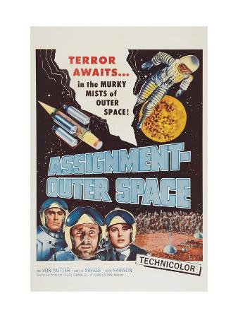 Space Men, (AKA Assignment Outer Space), 1960