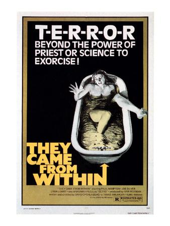 They Came From Within, (aka Shivers), 1975