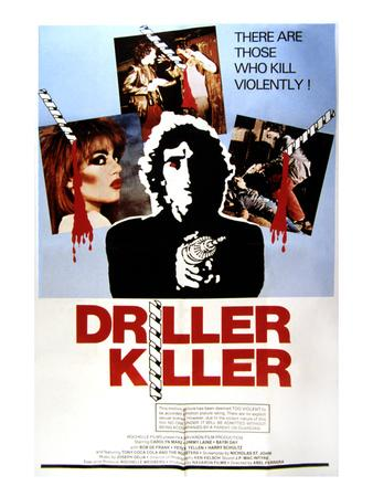 The Driller Killer, Abel Ferrara, 1979