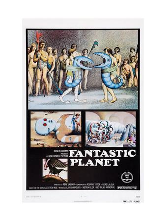Fantastic Planet, 1973