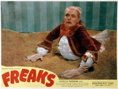 Freaks, Olga Baclanova, 1932