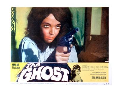 The Ghost, (AKA Lo Spettro, the Spectre, the Ghost of Dr Hitchcock), Barbara Steele, 1963