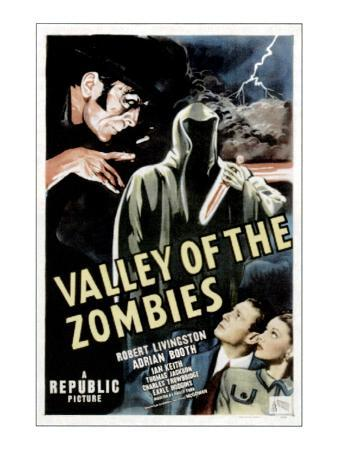 Valley of the Zombies, 1946